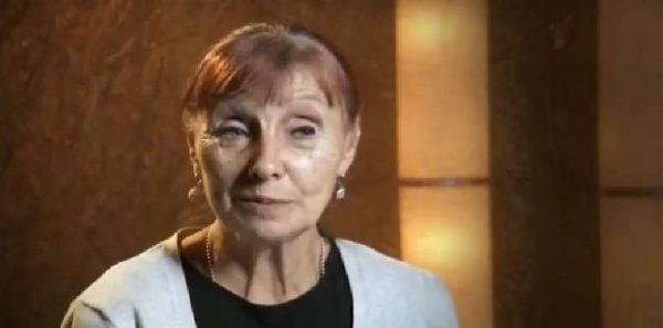 Фото: Мария Стерникова в 2017 году