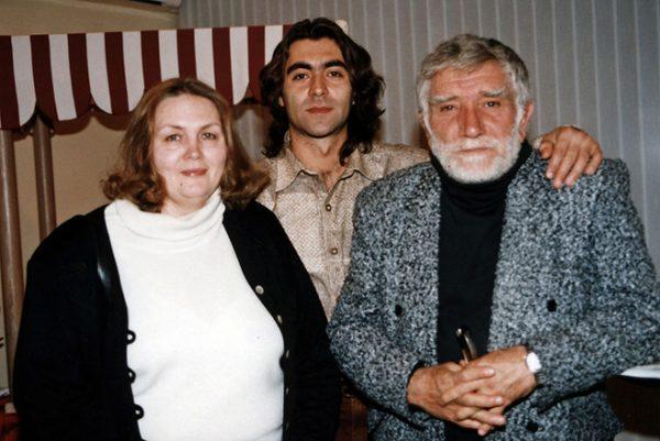 Первая жен актера Татьяна Власова забрала сына и уехала в США