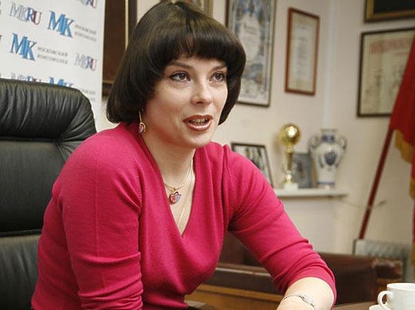 Екатерина Мечетина сейчас