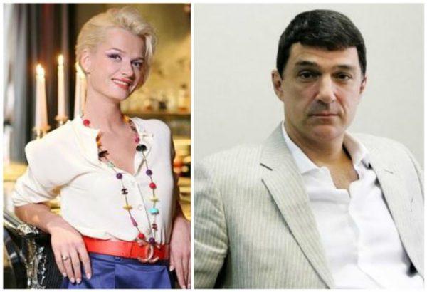 Кирилл Шубский и Светлана Хоркина