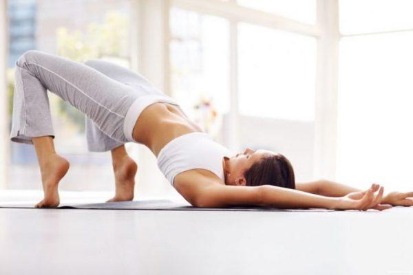 Упражнение для похудения живота и боков в домашних условиях