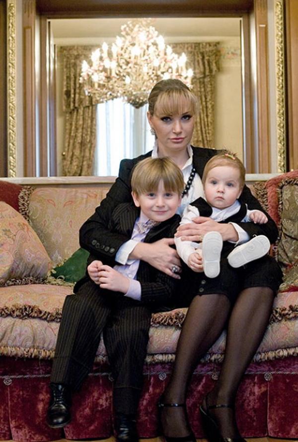 Мария Максакова и Владимир Тюрин родители 2 детей