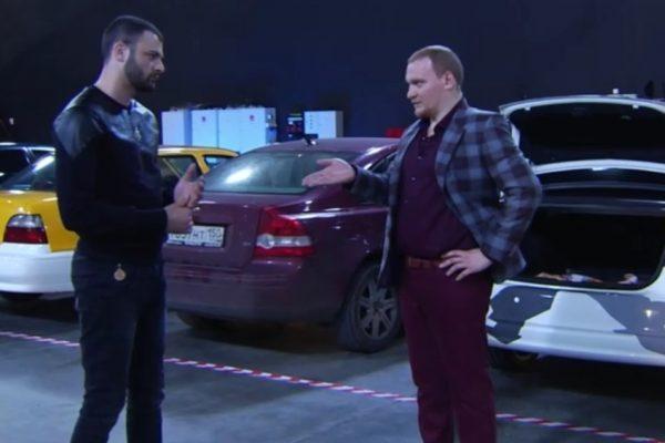 "Константин Гецати на ""Битве экстрасенсов 18 сезон"""
