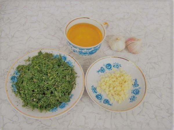 Салат из баклажан на зиму, вкусный как грибы