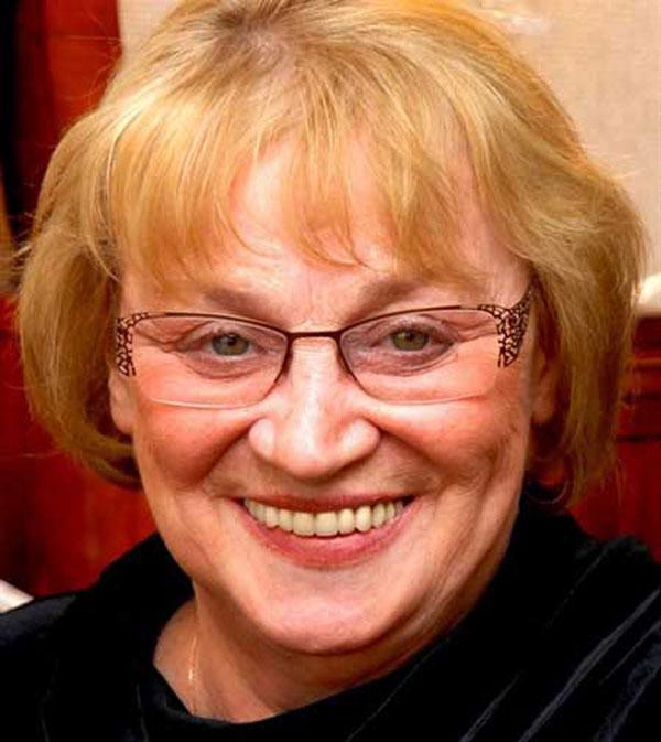 Вторая жена актера Ася Воробьёва