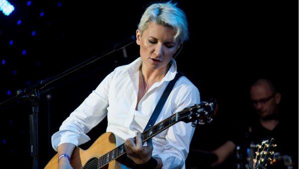 Диана Арбенина на сцене