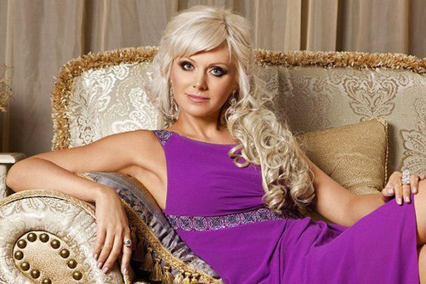 Певица Натали: фото