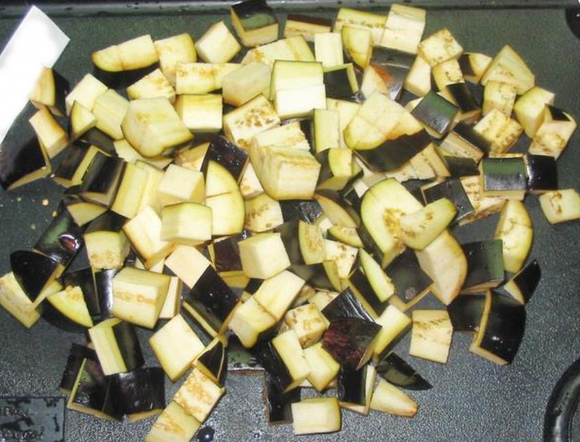Салат из баклажан как грибы на зиму