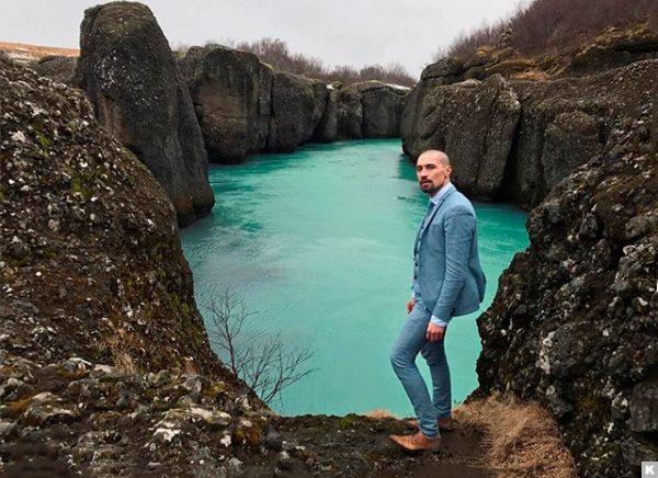 Билан в Исландии