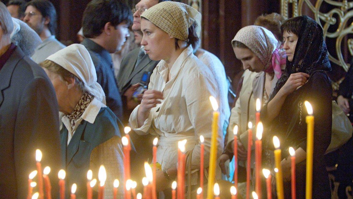 Молитвы в дни Рождественского поста - главное занятие для верующих