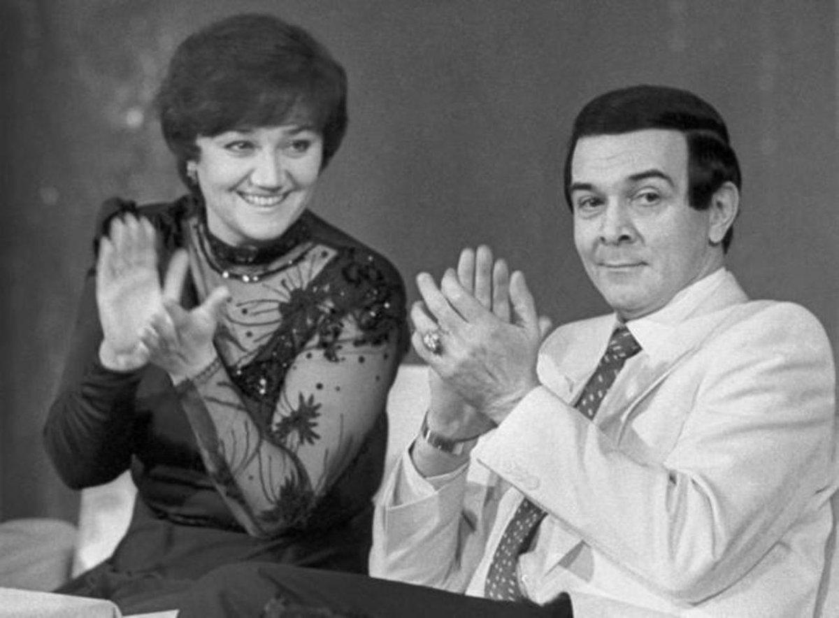 Муслим Магомаев всегда чувствовал поддержку жены