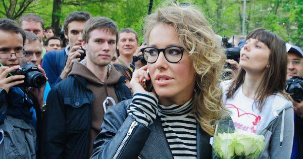 """С 2004 по 2012 год Ксения была ведущей реалити-шоу """"Дом-2"""""""
