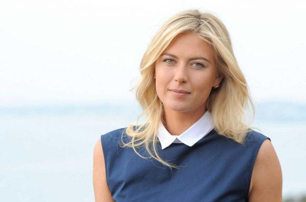 Известная теннисистка Мария Шарапова