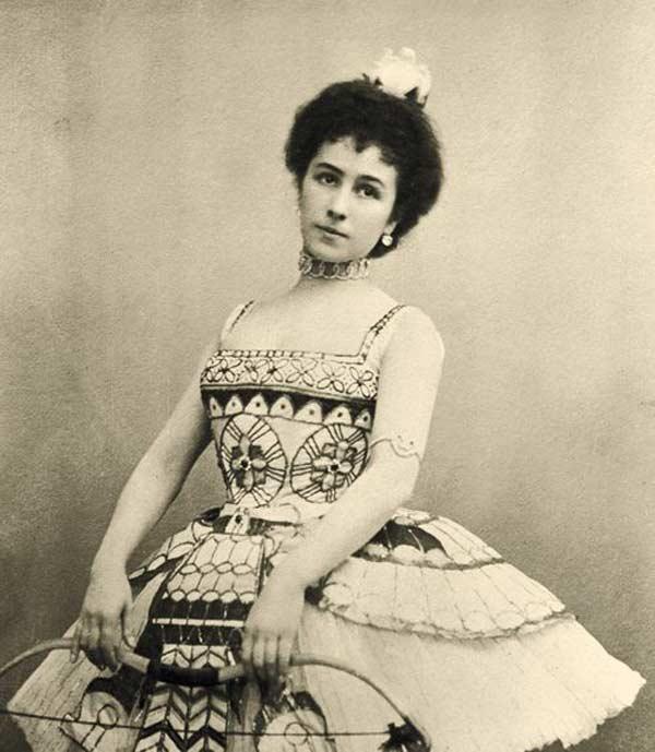 Матильда стала примой балериной Мариинского театра