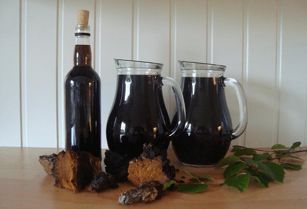 Как приготовить спиртовую настойку чаги