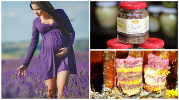Пергу можно употреблять при беременности