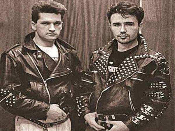Богдан Титомир и Сергей Лемох
