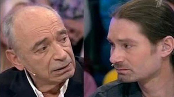 Валентин Гафт и внебрачный сын Вадим