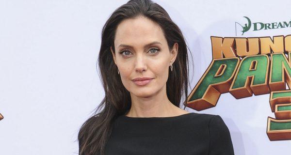 Анджелина Джоли фото после развода