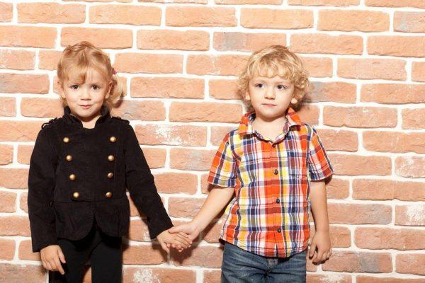 Марта и Артем - дети певицы