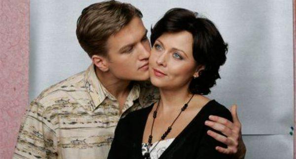 С актрисой Дарьей Поверенновой