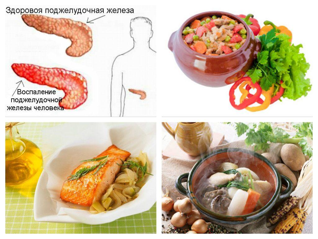 Примерное меню питания