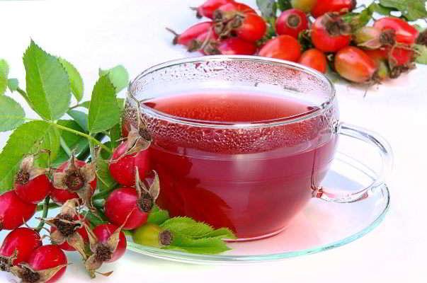 Из боярышника получается очень вкусный и полезный чай