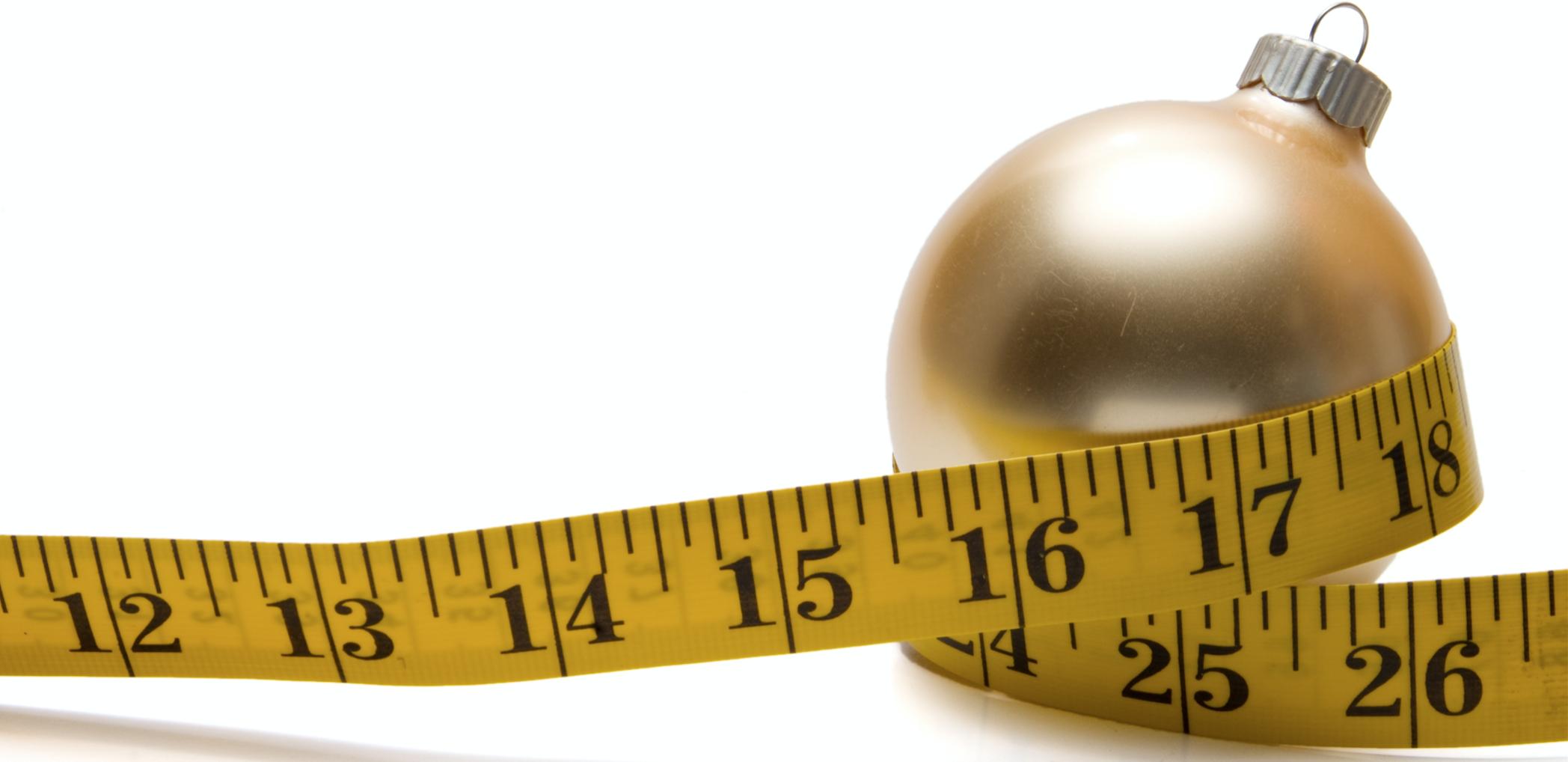 Не стоит казнить себя за некоторую округлость форм после новогодних застолий, проблема легко поправима