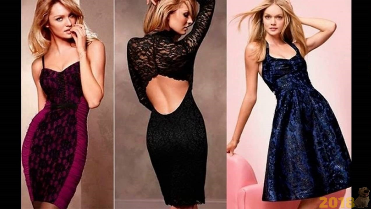 Такие стильные современные платья подойдут для любого праздничного выхода