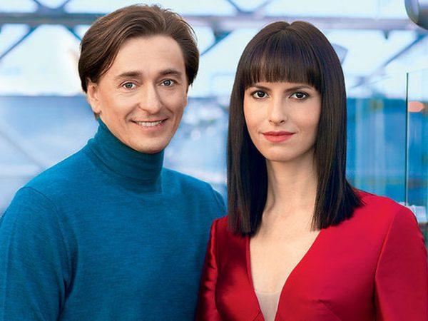 Безруков с новой женой