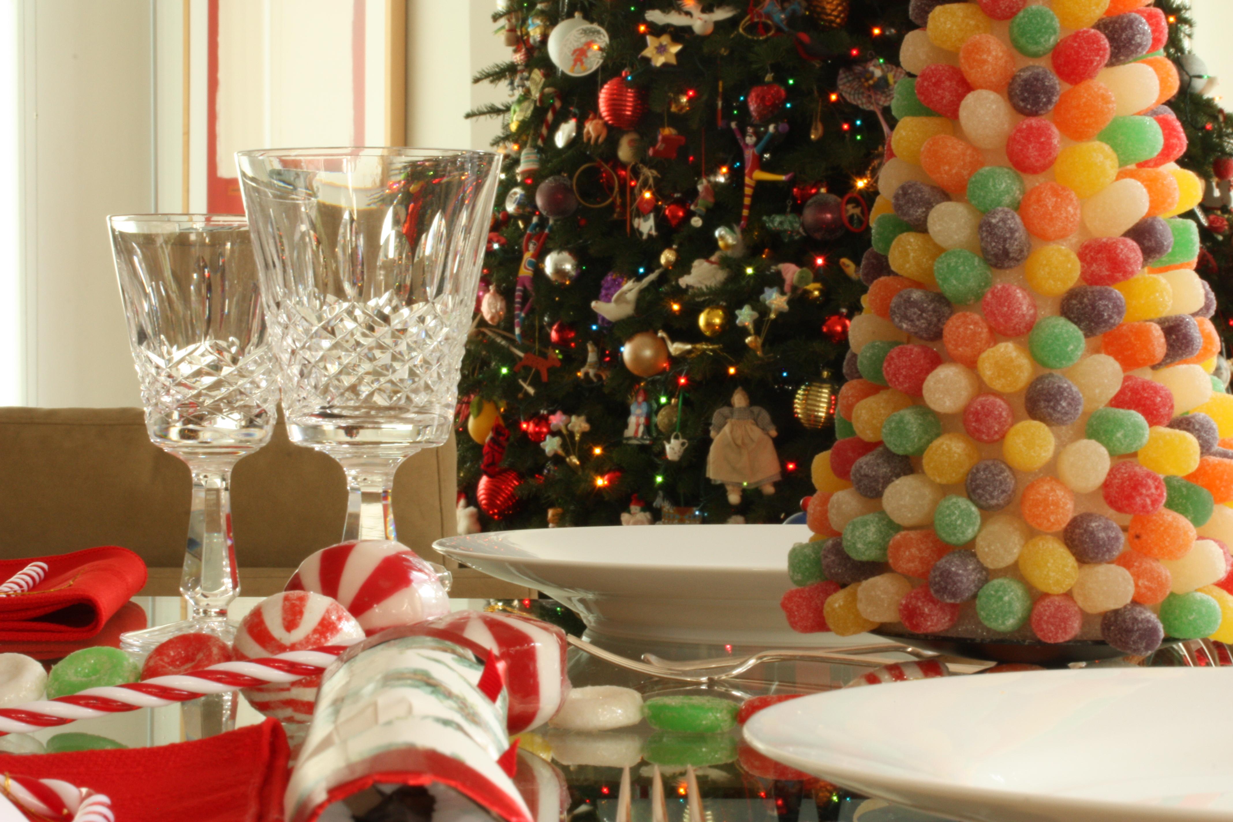 Такой подарок займет достойное место на новогоднем столе