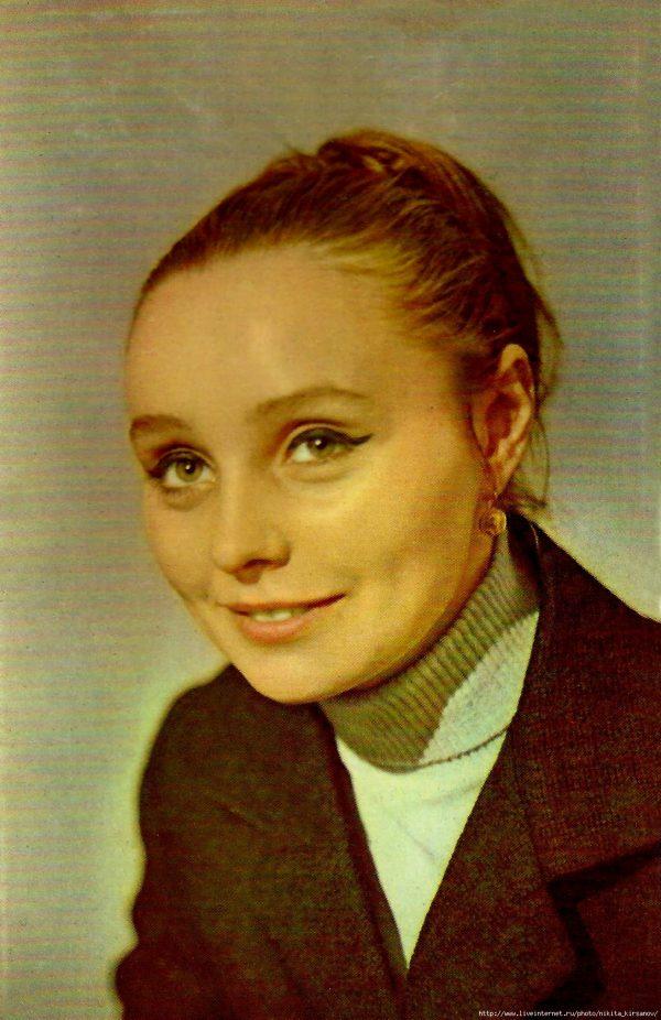 Фото актрисы Марии