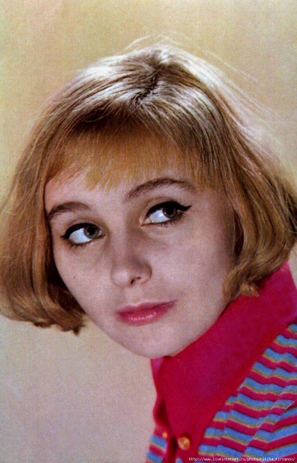 Мария Стерникова в молодости