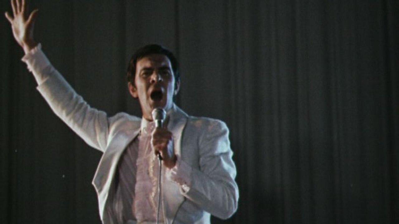 Муслим Магомаев всегда страстно исполнял свои музыкальные произведения
