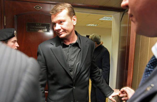 Влад Галкин после суда