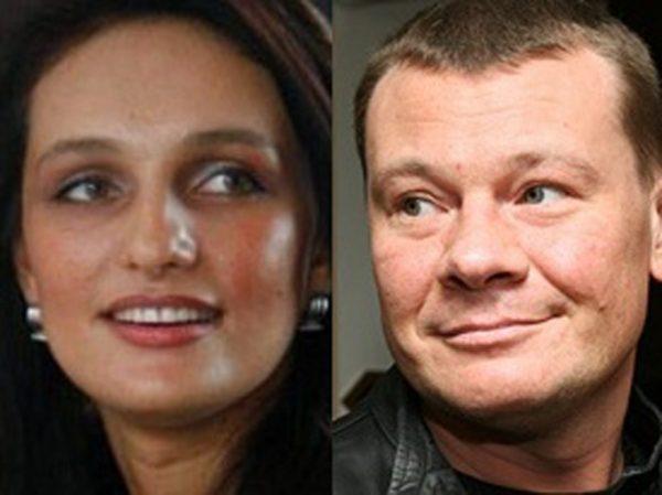 Анастасия Шипулина и Влад Галкин