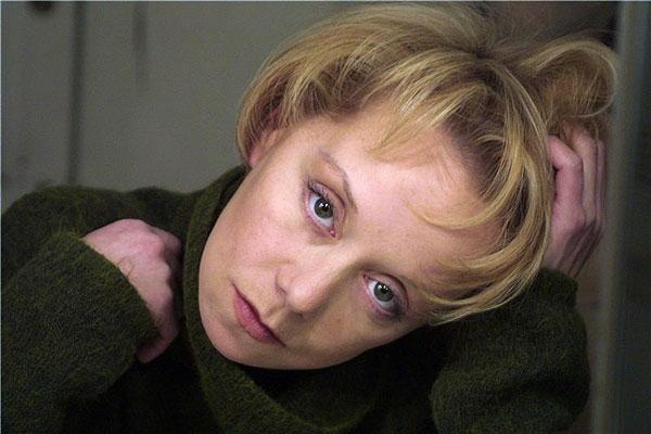 Талантливая актриса театра и кино Е. Германова