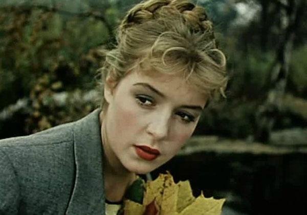 Лидия Федосеев-Шукшина в молодости