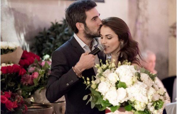 Сати познакомилась со Стефано на свадьбе у подруги