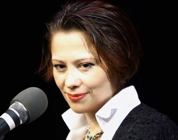 Фото: Инна Разумихина на сцене