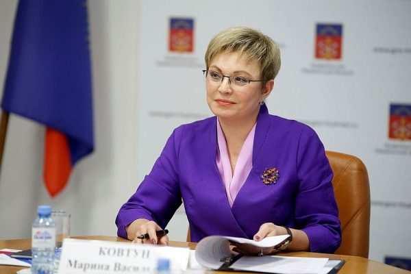 Марина Ковтун не подтвердила слухи о своей отставке