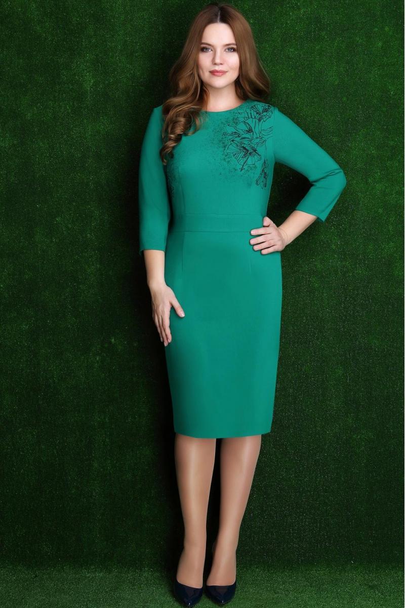 Элегантный крой модели платья прекрасно подчеркнет фигуру и подойдет для вечернего выхода