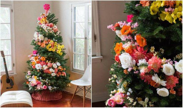 украшаем елку на новый год 2018
