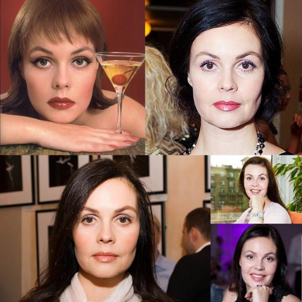 Как менялась Екатерина Андреева