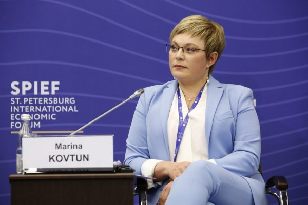 Марина Ковтун губернатор Мурманской области