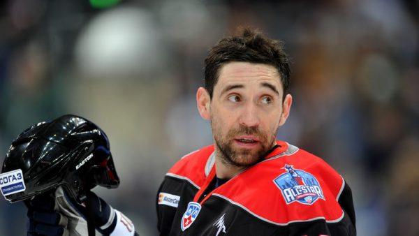 Хоккеист Данис Зарипов сейчас