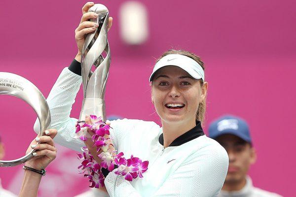 Шарапова была дисквалифицирована за допинг