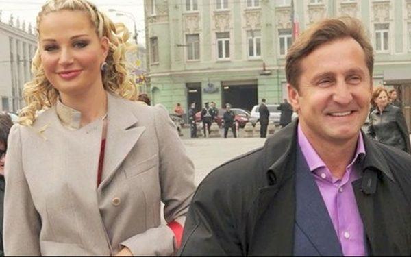Владимир Тюрин и Мария Максакова