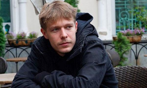 Никита Ефремов старший сын Михаила