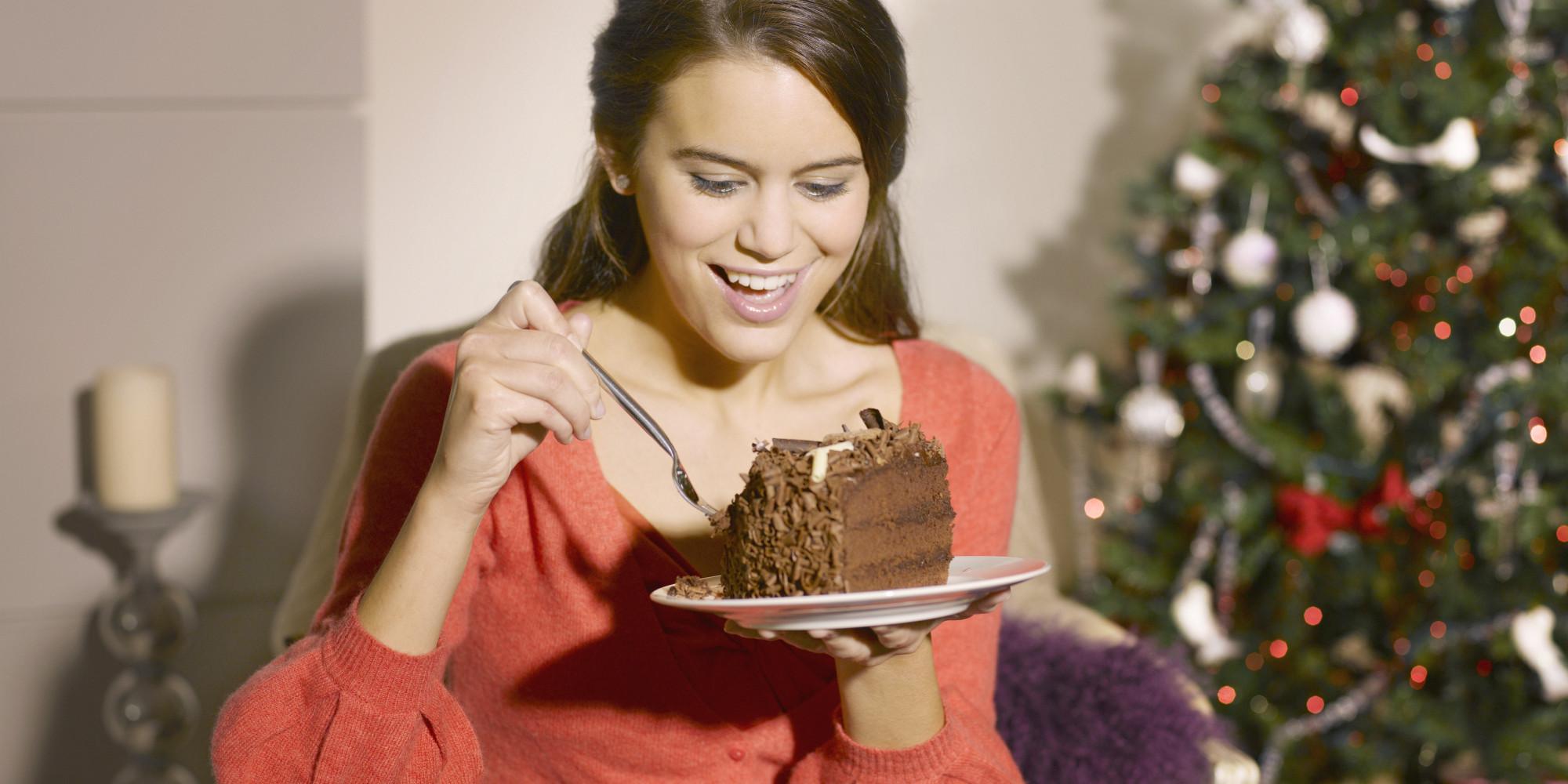 Не отказывайте себе в десерте за новогодним столом